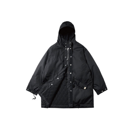 RML M-51 Field Jacket(Lampo riri Cobrax) Black