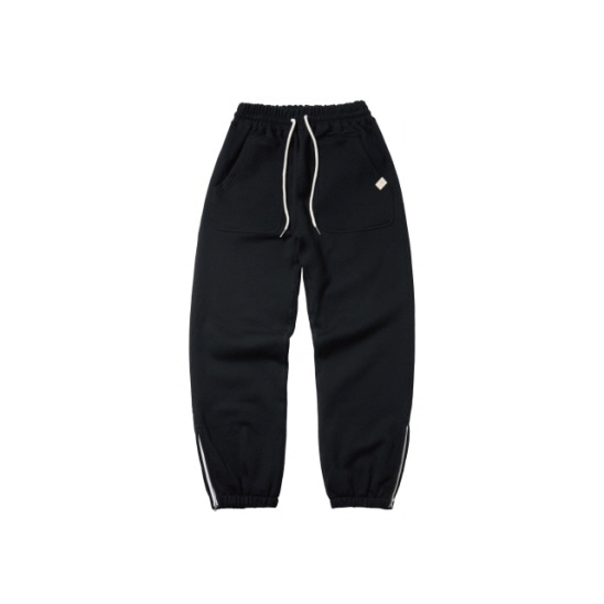 RML Side Zip-Up Sweatpants(Lampo) Black