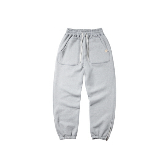RML Side Zip-Up Sweatpants(Lampo) Gray