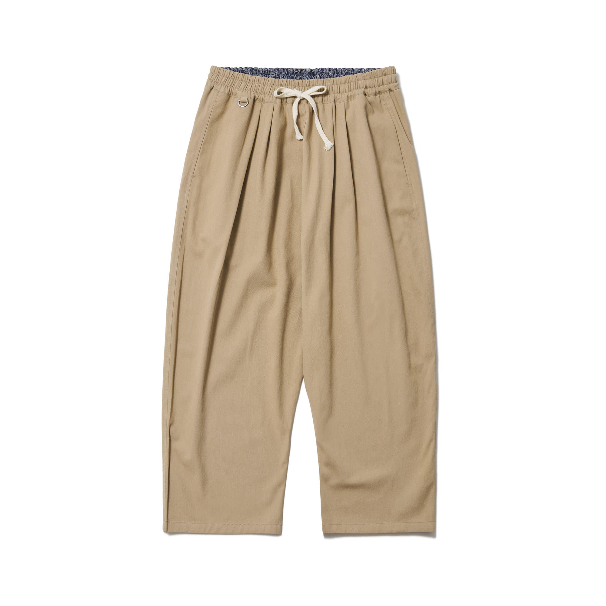 [Restock] Chino Long Capris Pants Beige