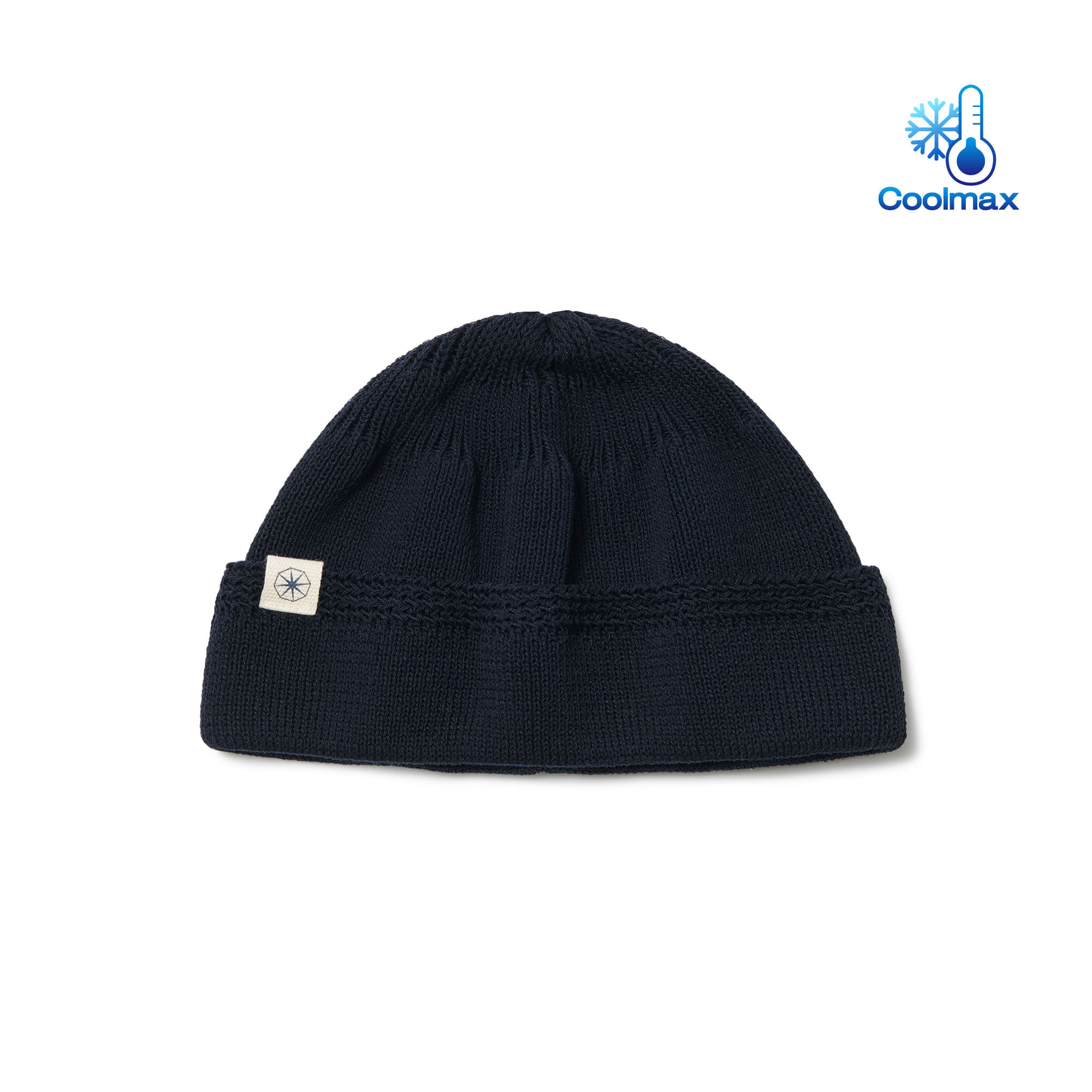 Coolmax Stickcap Vintage Navy